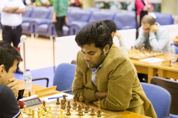 Straight from the heart – P. Karthikeyan shares his story of becoming a GM